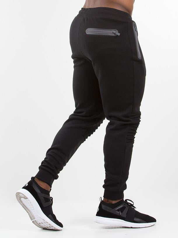 Ryderwear Carbon Track Pants - Black