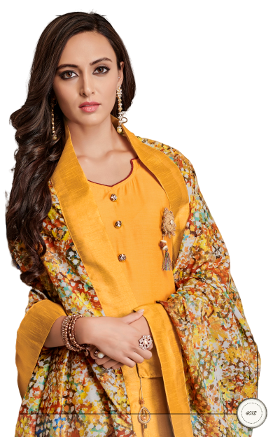 Vardan latest Suits With Bottom and Designer Dupatta