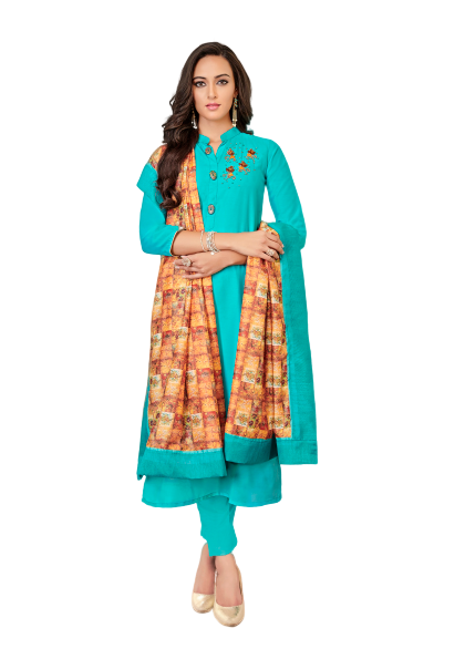 Vardan The Ethnic Collection Full Stitched Suits