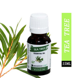 Tea Tree Essential Oils for Skin, Hair, Face, Acne Care, 100% Pure, Natural and Undiluted Therapeutic Grade Essential Oil