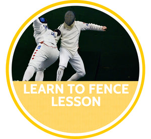 Learn to Fence Lesson
