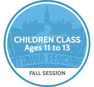 Children Class - Fall Session
