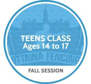 Teens Class - Fall Session