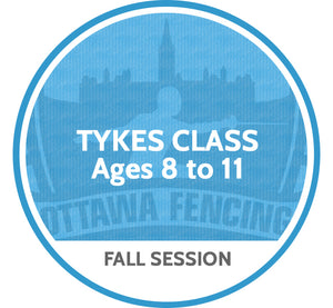 Tykes Class - Fall Session