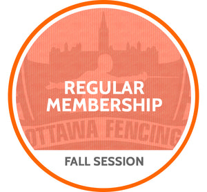 Regular Membership - Fall Session