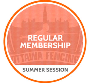 Regular Membership - Summer Session