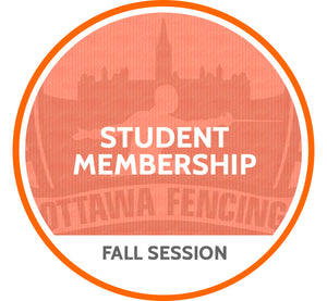 Student Membership - Fall Session