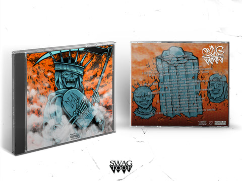 SWAG TOOF - DEAD YORK (Hardcopy) CD