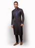 SAKET Kurta + Churidar 930 Black