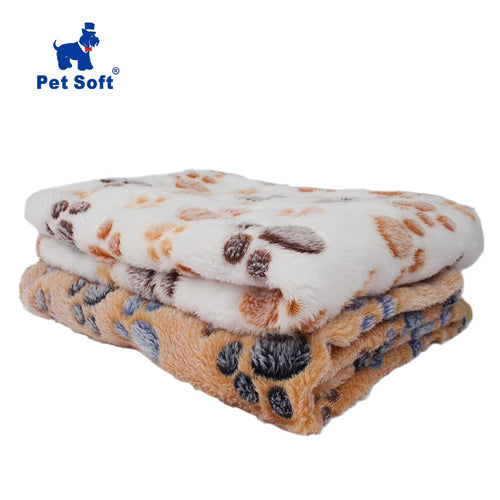 Soft Dog Pet Blanket Mat Bed