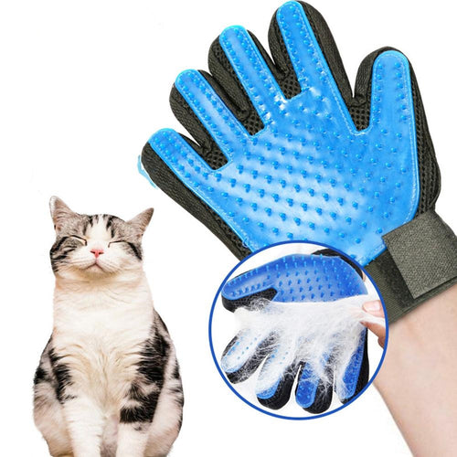 Pet Grooming Soft Glove