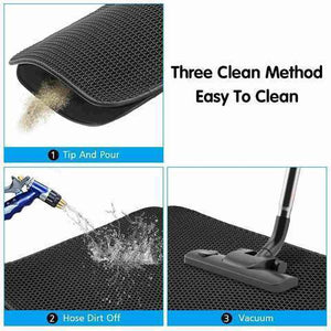 Pawico™ Double Layer Cat Litter Mat