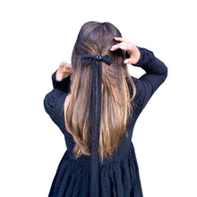 Load image into Gallery viewer, Charlotte Bow Hair Clip