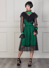 Load image into Gallery viewer, Antoinette polkadot tulle dress - wolinska-london