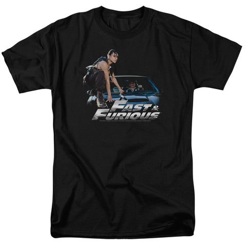 Fast And The Furious - Car Ride Short Sleeve Shirt