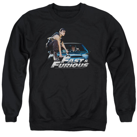 Fast And The Furious - Car Ride Sweatshirt