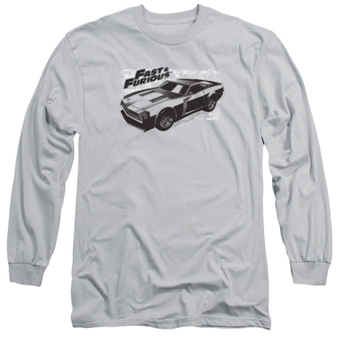 Fast And The Furious - Camaro Car Long Sleeve Shirt