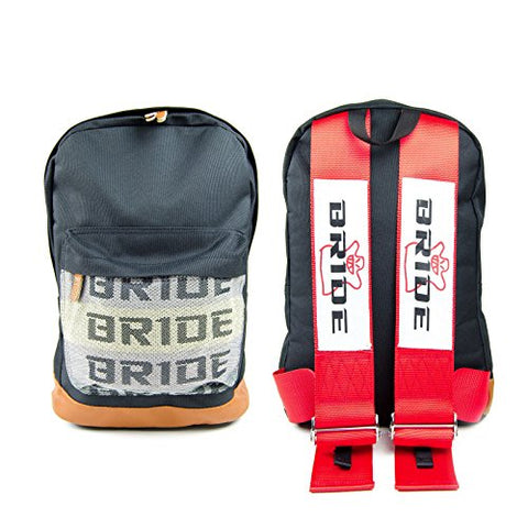Bride Racing Harness Backpack