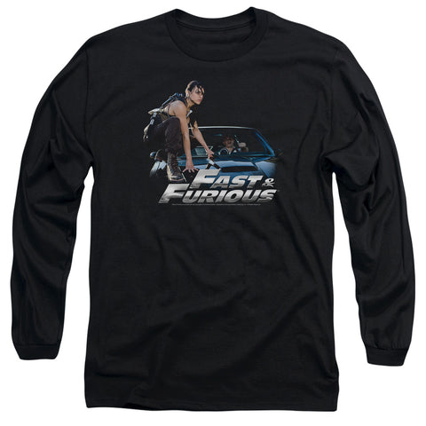 Fast And The Furious - Car Ride Long Sleeve Shirt