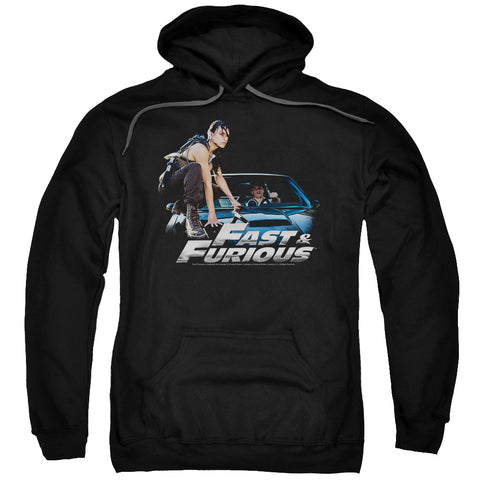 Fast And The Furious - Car Ride Hoodie
