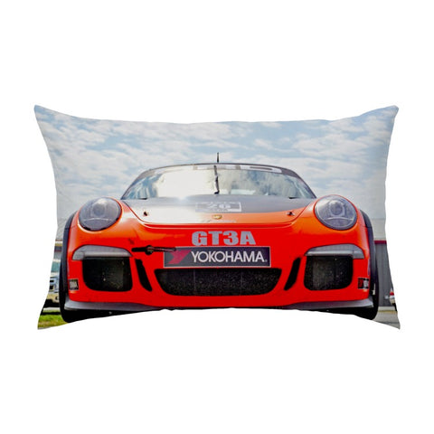 GT3 Cup Car Throw Pillow