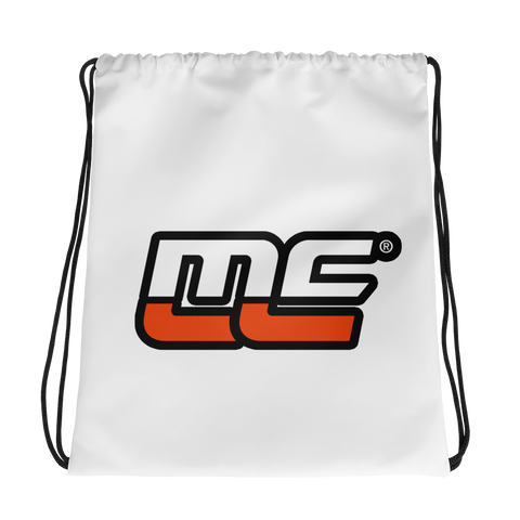 MotorCrush®  MC Drawstring bag