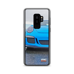 Blue GT3 RS Samsung Case