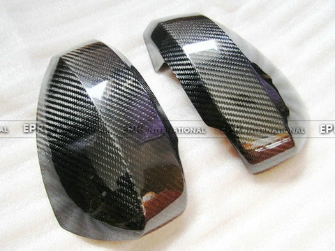Nissan Z33 350Z Carbon Fiber Side Mirror Cover
