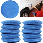 10 pcs Waxing Polish/Wax Applicator Pads