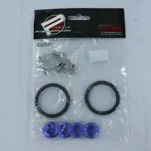 Car Quick Release Fasteners Ideal For Front Bumpers Rear Bumpers