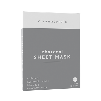 Charcoal Sheet Masks - Bestie Bundle