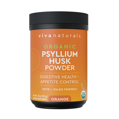 Psyllium Husk Powder - Orange