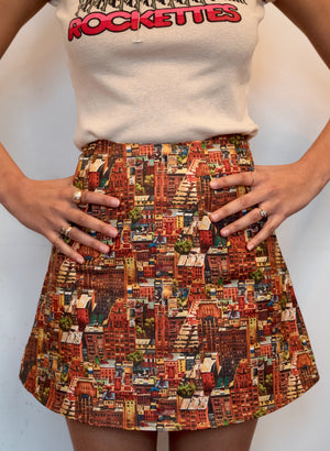 load image into gallery viewer, chelsea skirt - downtown nyc
