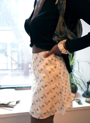 load image into gallery viewer, chelsea skirt - lanvin paris