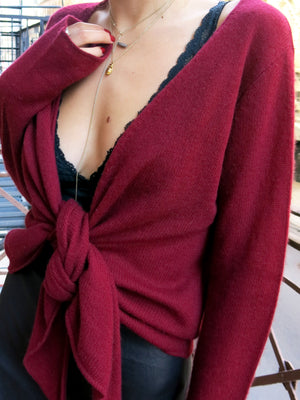 load image into gallery viewer, cashmere cardigan 4