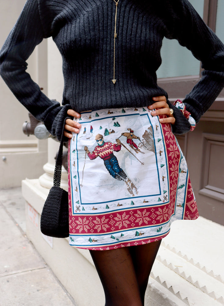 load image into gallery viewer, chelsea skirt - après ski