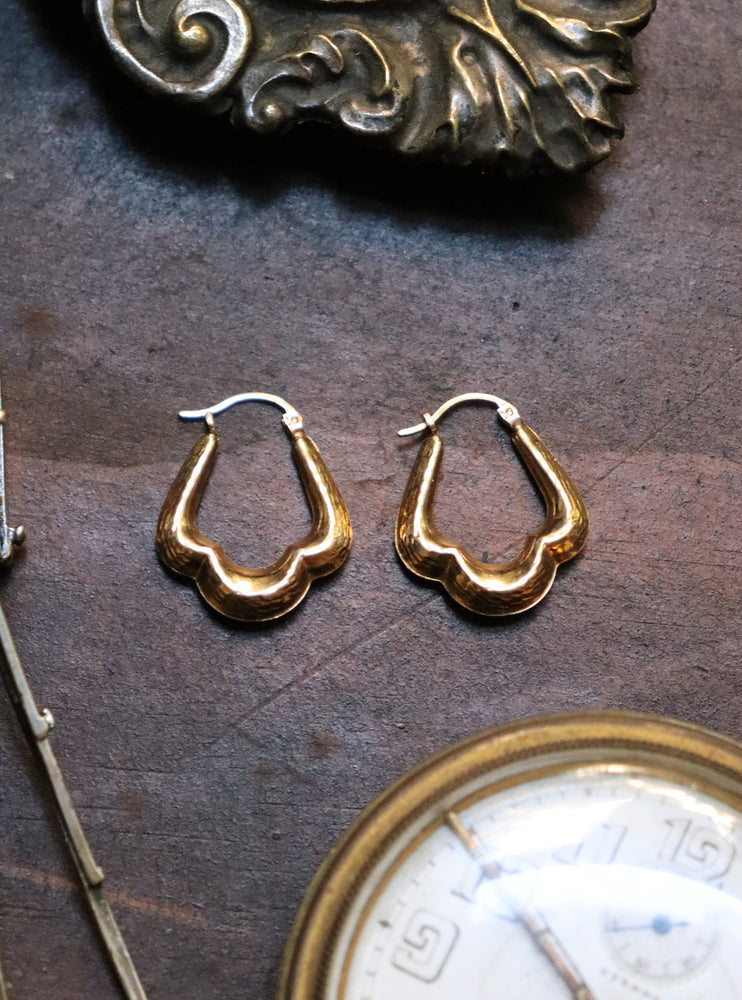 gold hoops 5
