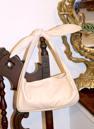 load image into gallery viewer, west village bag - pearlescent soft leather