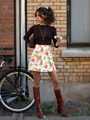 load image into gallery viewer, chelsea skirt - citrus