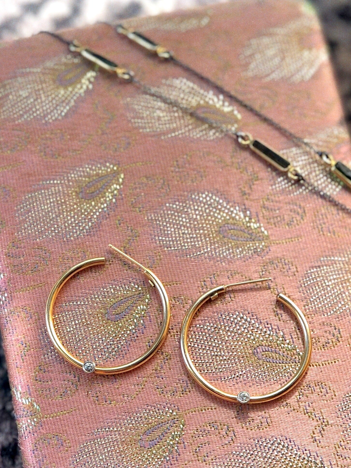 gold hoops 8