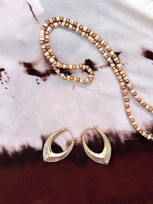 gold hoops 1