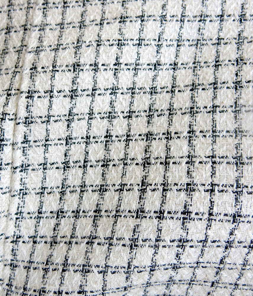load image into gallery viewer, london skirt - monochrome tweed