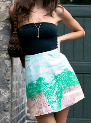 load image into gallery viewer, chelsea skirt - vacay
