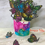 Sitting Butterflies Metal Craft Dies
