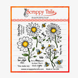 Oopsy Daisy Stamps - Scrappy Tails Crafts