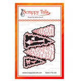 Winter Snow Trees - Scrappy Tails Crafts