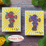 Easter Blessings 4x6 Stamp Set with Coordinating Metal Dies