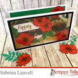 Popping Poppies Coordinating Metal Dies