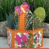 Basket Pop Up Card Die