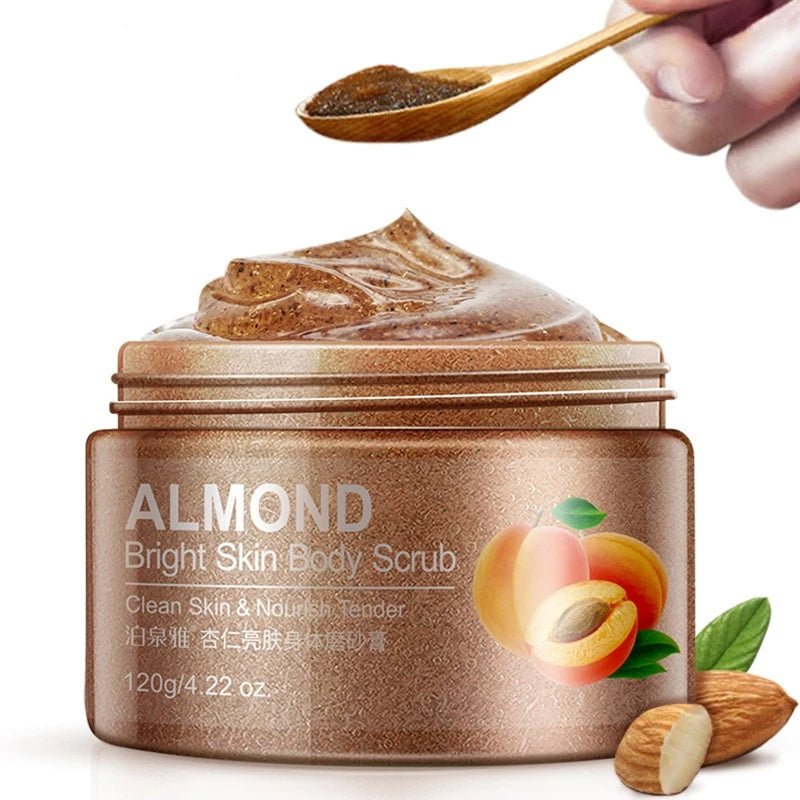 Almond Skin Exfoliating Gel - Beautiful Beauty